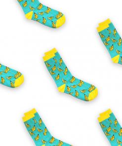 Banana Sock tile